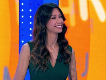 Cristina Alvis se une a 'Pasapalabra' para ayudar con las presentaciones en la 'Silla Azul'