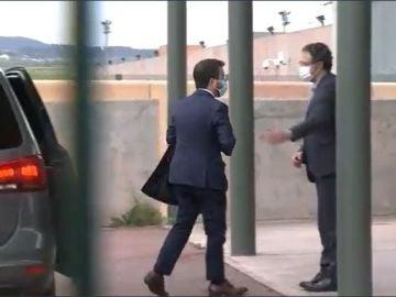 Se reúnen en la cárcel de Llenoders, en Barcelona