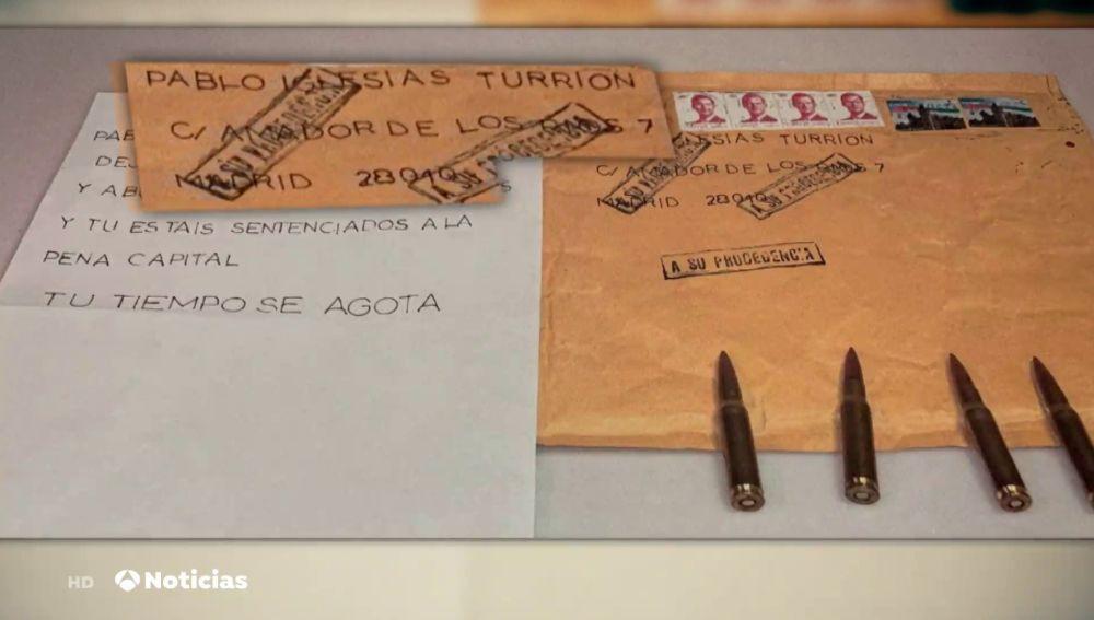 El cruce de acusaciones entre los candidatos a las elecciones en Madrid por las cartas con amenazas