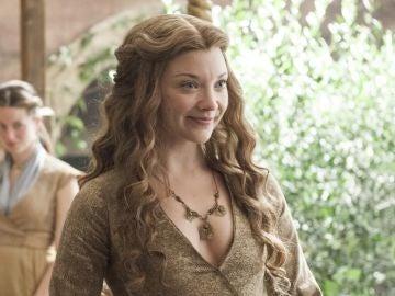 Natalie Dormer como Margaery Tyrell en 'Juego de Tronos'