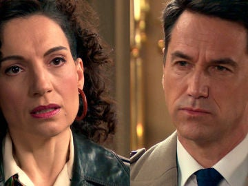 """Estefanía trata de recuperar la confianza en Abel con una dura confesión: """"Guillermo y yo nos acostamos"""""""