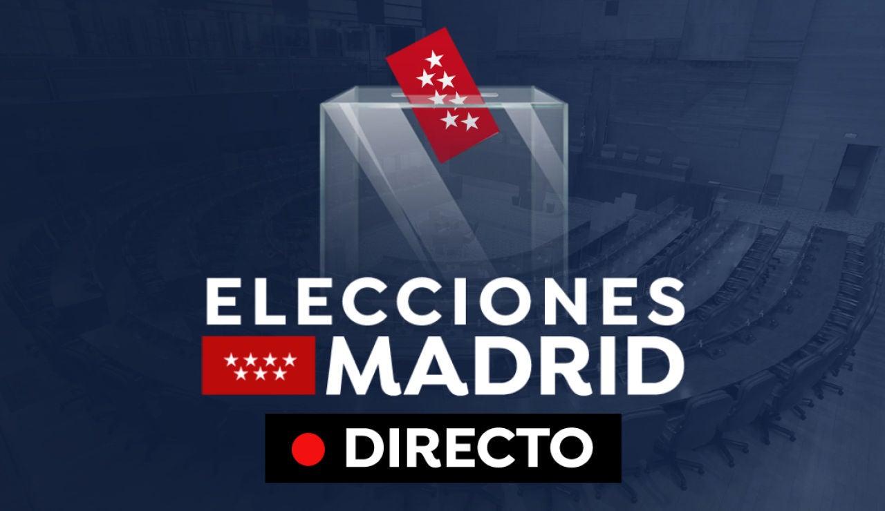 Elecciones Madrid 2021: Últimas encuestas, horarios para votar y noticias de última hora hoy, en directo