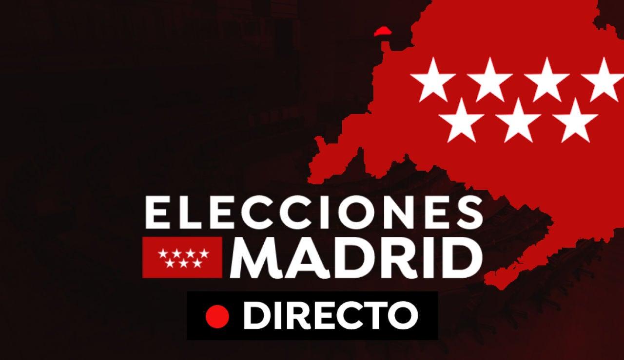Elecciones Madrid 2021 | Elecciones, sondeos, candidatos y última hora del 4M, en directo