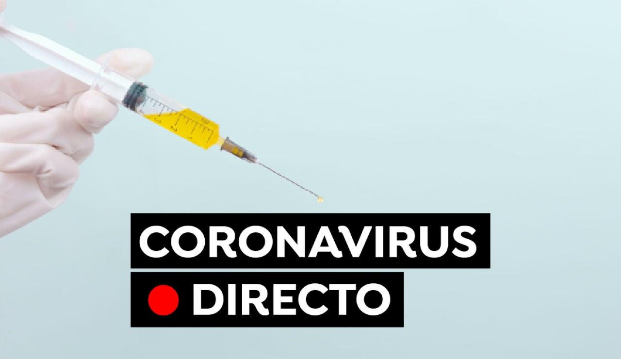 Restricciones en Madrid, Cataluña, Andalucía, Galicia, Castilla-La Mancha y última hora del coronavirus hoy, en directo