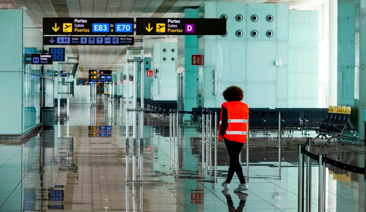 Aeropuerto de El Prat, Barcelona
