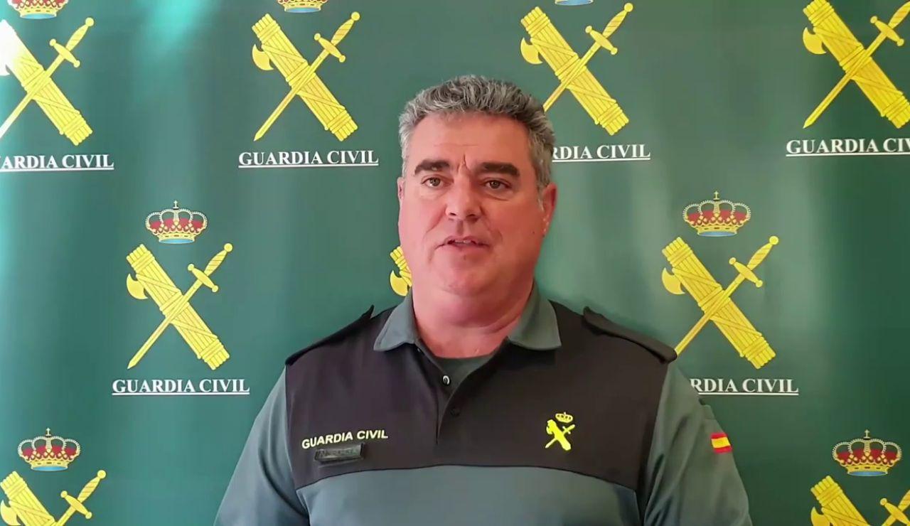 La Guardia Civil ha detenido a dos personas como presuntas autoras de varios Delitos Sexuales y Corrupción de Menores