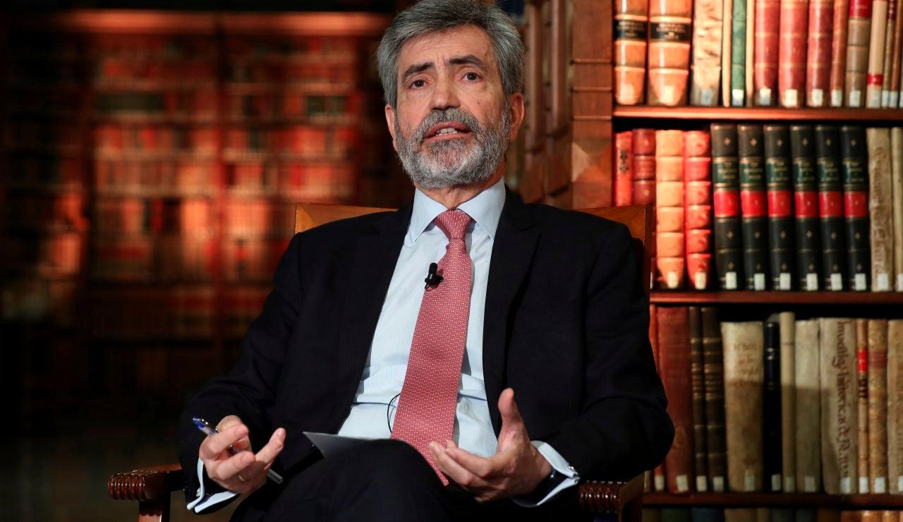 Carlos Lesmes, CGPJ