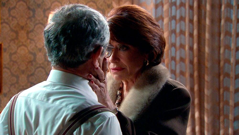 Isabel pone fin a su historia de amor con Justo con una emotiva despedida