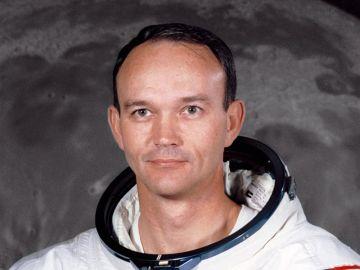 Muere Michael Collins, el astronauta del Apolo 11 que viajó a la Luna con Neil Armstrong y Buzz Aldrin