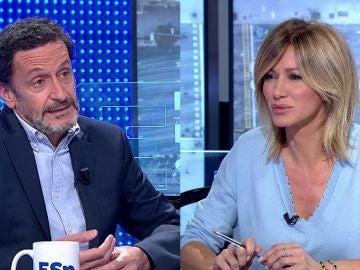 Edmundo Bal y Susanna Griso.