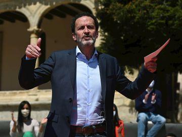 El candidato de Ciudadanos a las elecciones de Madrid, Edmundo Bal