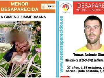 Desaparecidos en Tenerife