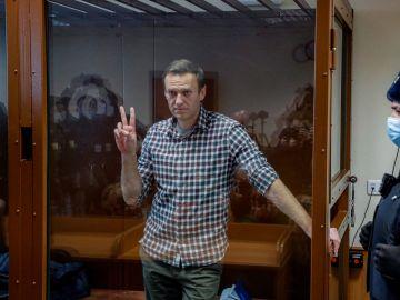 Alexey Navalny, opositor ruso
