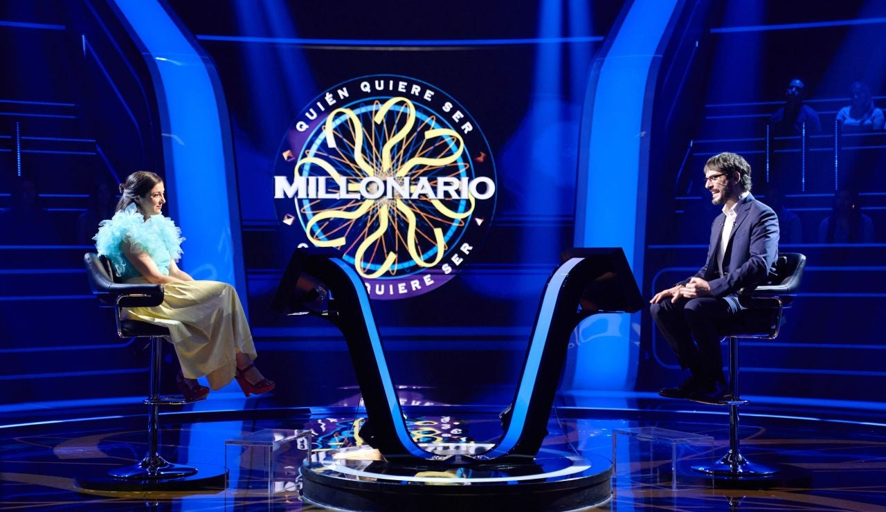 Ponte a prueba con las mismas preguntas que Alberto Chicote, Leo Harlem y Espido Fride en '¿Quién quiere ser millonario?'