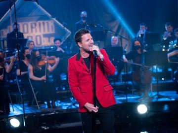 Dani Martín enamora en 'El Hormiguero 3.0' cantando 'Cómo me gustaría contarte' en directo
