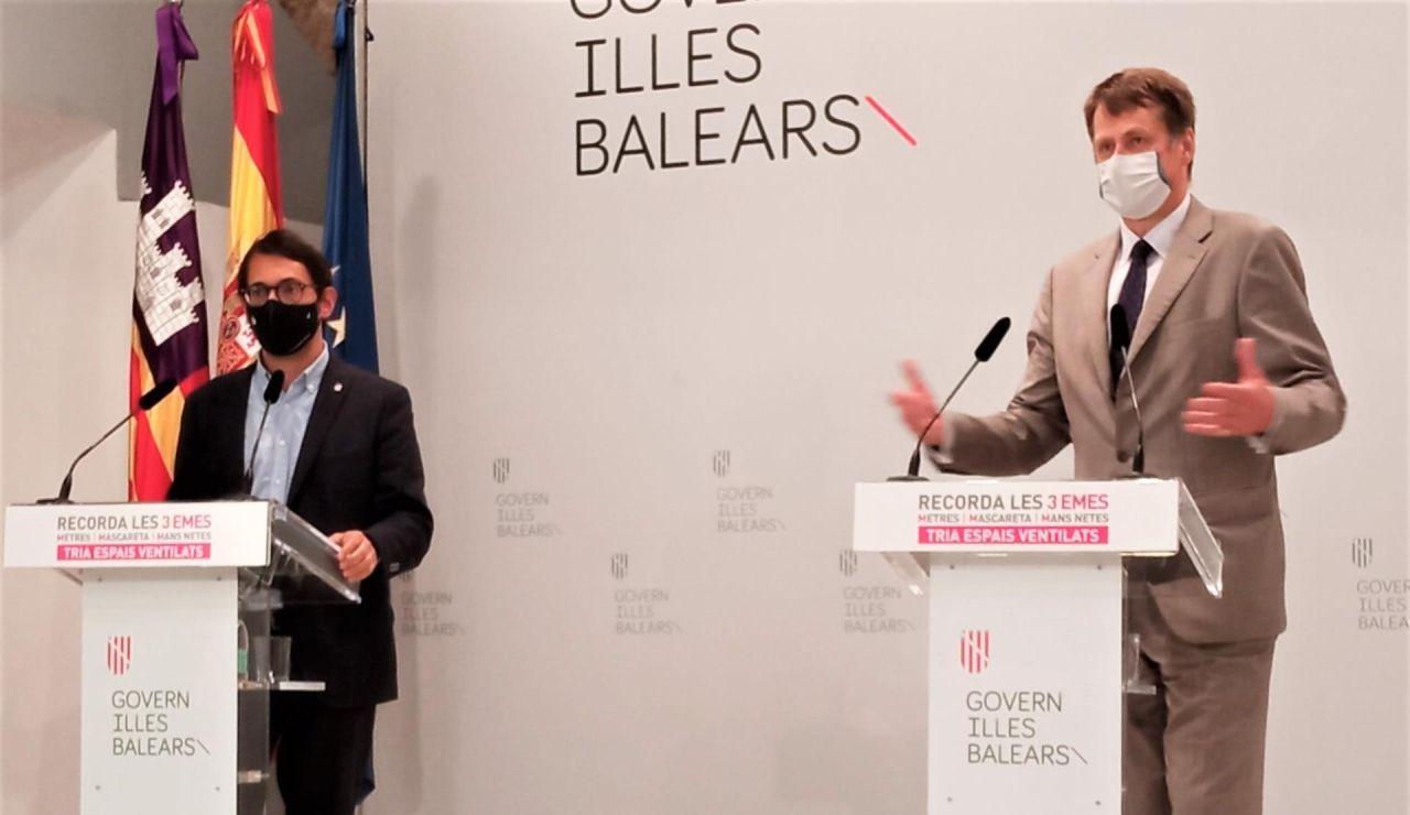 "Reino Unido reconoce que petición de Baleares está ""fundamentada"" pero no desvela si habrá trato especial"