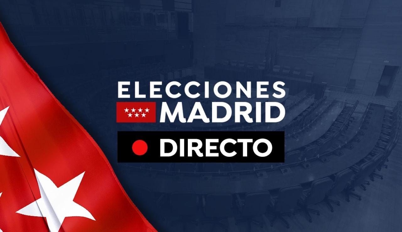 Elecciones Madrid 2021 hoy: Últimas noticias de los candidatos, encuestas del 4M y campaña electoral, en directo