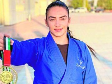 Eloísa Cristina Crespo, la campeona del mundo de jiu jitsu a la que despidieron por ir al funeral de su madre