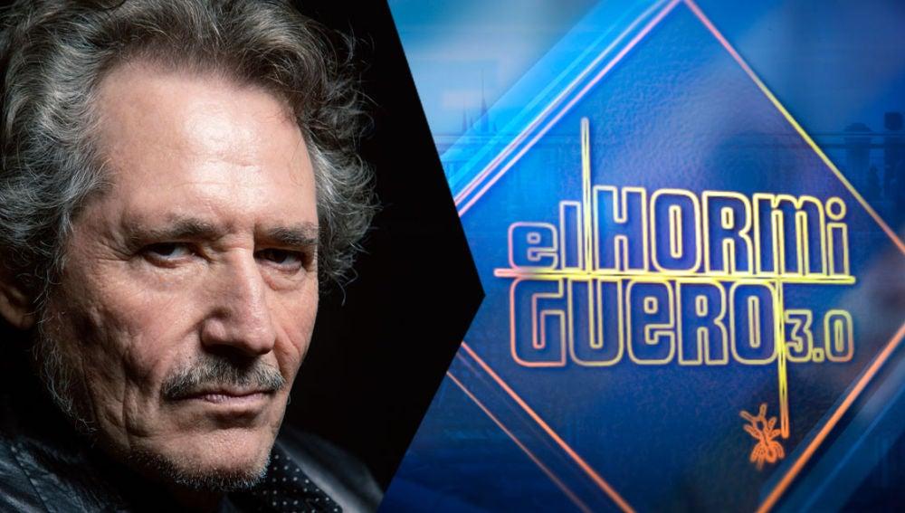 El jueves 6 de mayo Miguel Ríos visita 'El Hormiguero 3.0'