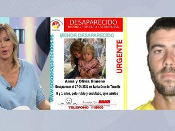 Desaparición de alto riesgo en Tenerife.