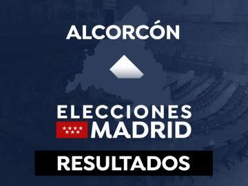 Resultado de las elecciones de Madrid 2021 en Alcorcón