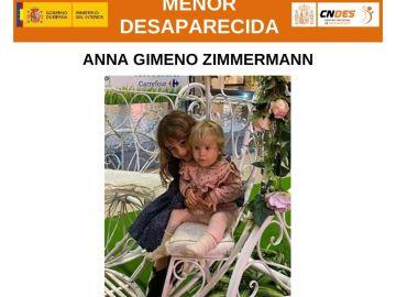 Las pequeñas Olivia y Anna desaparecidas en Tenerife