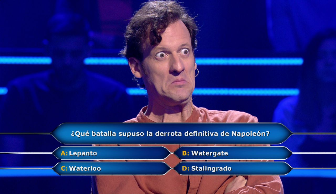 """Las dudas inundan a Edu Soto por la derrota definitiva de Napoleón: """"Parezco una pastilla efervescente"""""""