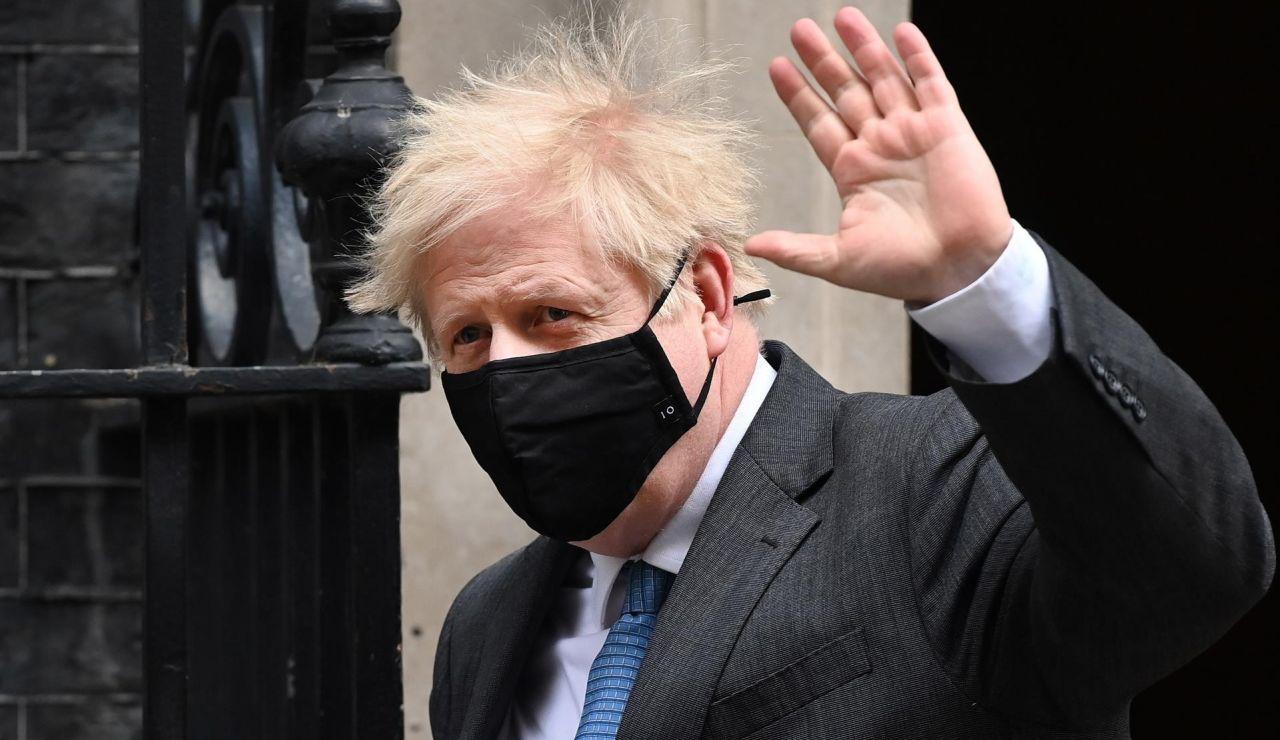 El número de móvil de Boris Johnson ha estado en internet desde hace 15 años
