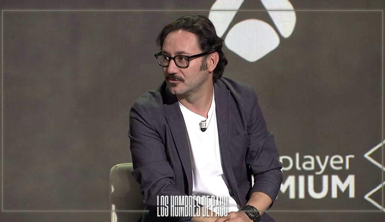 """Carlos Santos: """"Con Povedilla descubrí dónde estaba mi límite como actor"""""""