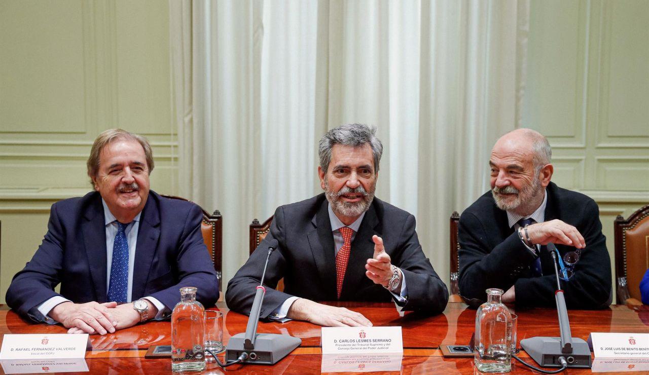 """Las asociaciones de jueces denuncian """"injerencias políticas"""" en el CGPJ ante la Comisión Europea"""
