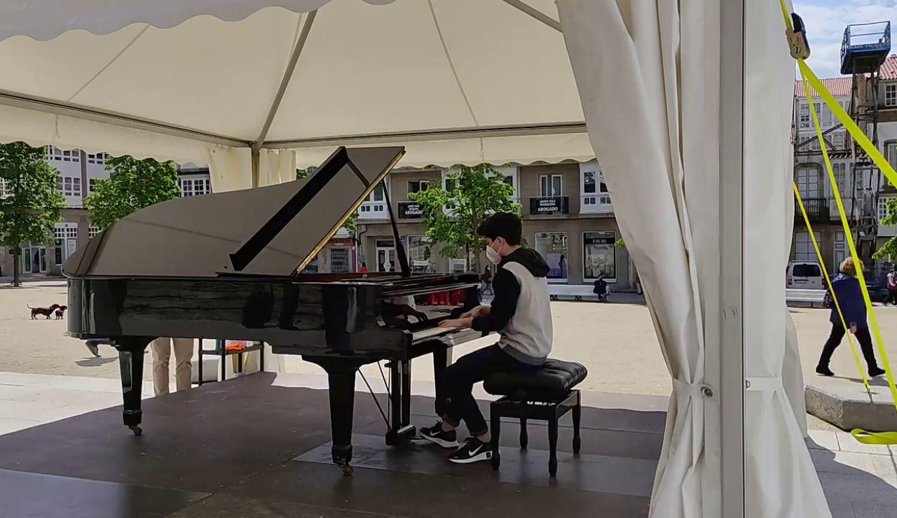 Ferrol celebra una nueva edición del Concurso Internacional de Piano