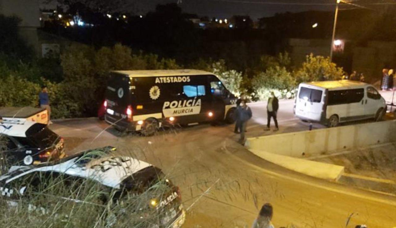 Un camión atropella a un niño de 14 meses
