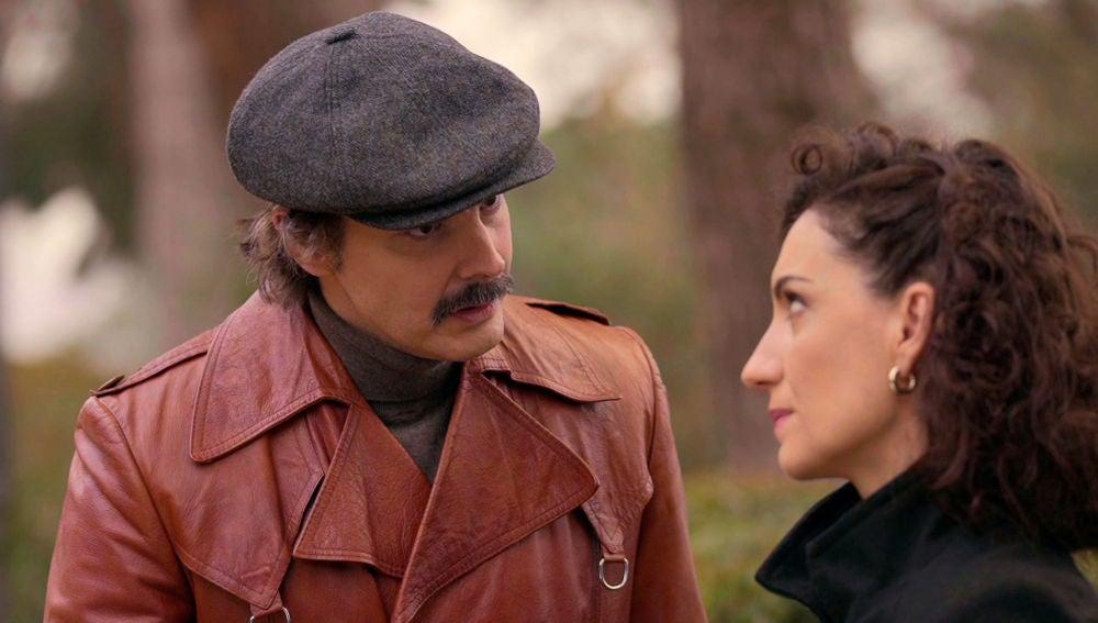 """Estefanía alerta a Guillermo: """"Ha llegado el momento de irme de aquí"""""""