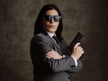 Neus Sanz es Rita en 'Los hombres de Paco'