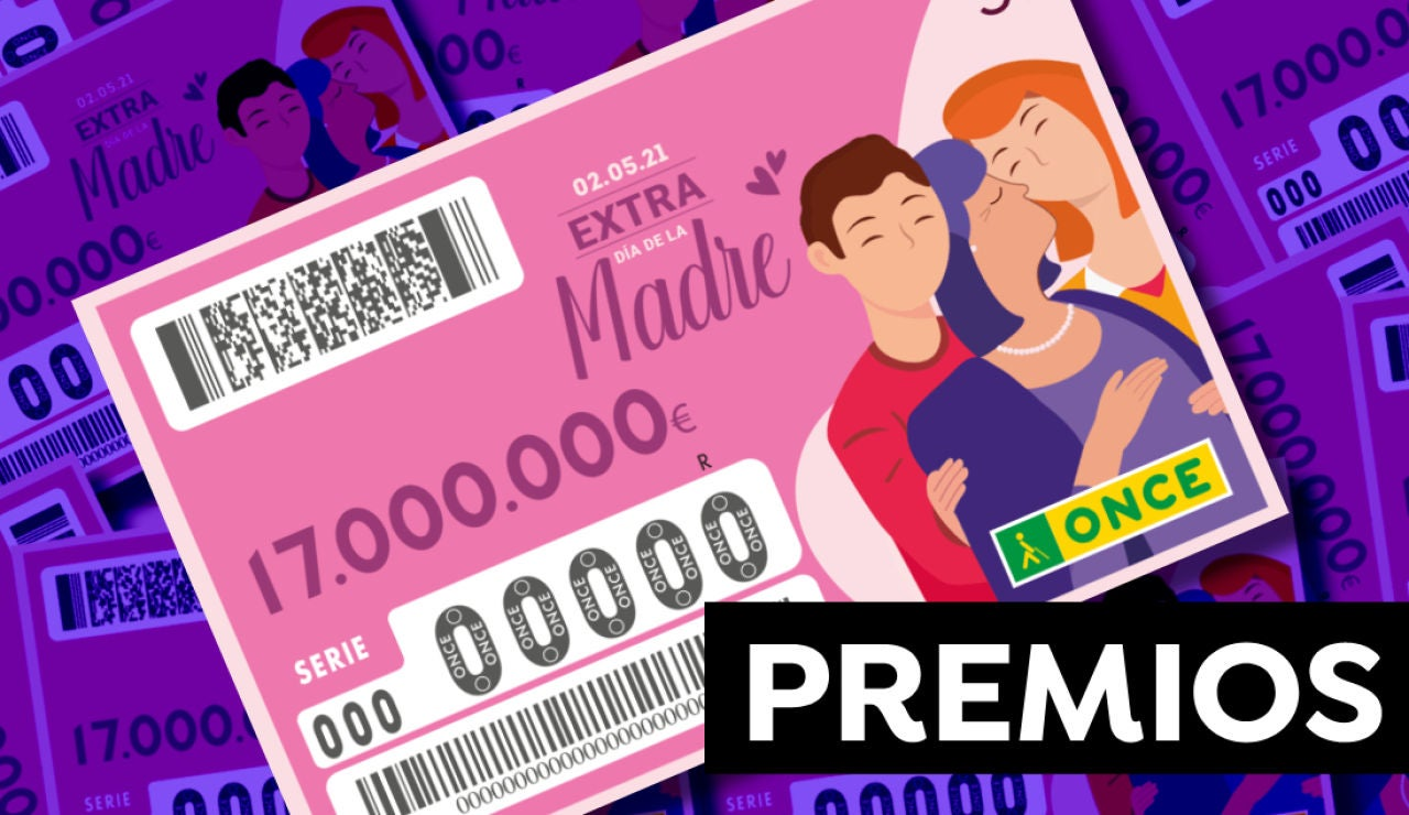 Sorteo ONCE del Día de la Madre 2021: Premios y precio del cupón extra del 2 de mayo