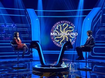 Ponte a prueba con las mismas preguntas que Alaska, Edu Soto y Lydia Valentín en '¿Quién quiere ser millonario?'