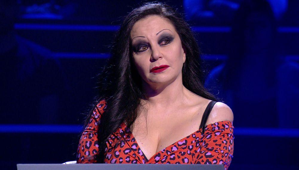 Alaska, ante una pregunta trampa sobre Rosalía en '¿Quién quiere ser millonario?'