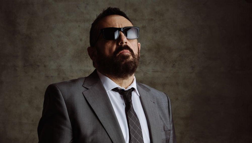 Pepón Nieto es Mariano en 'Los hombres de Paco'