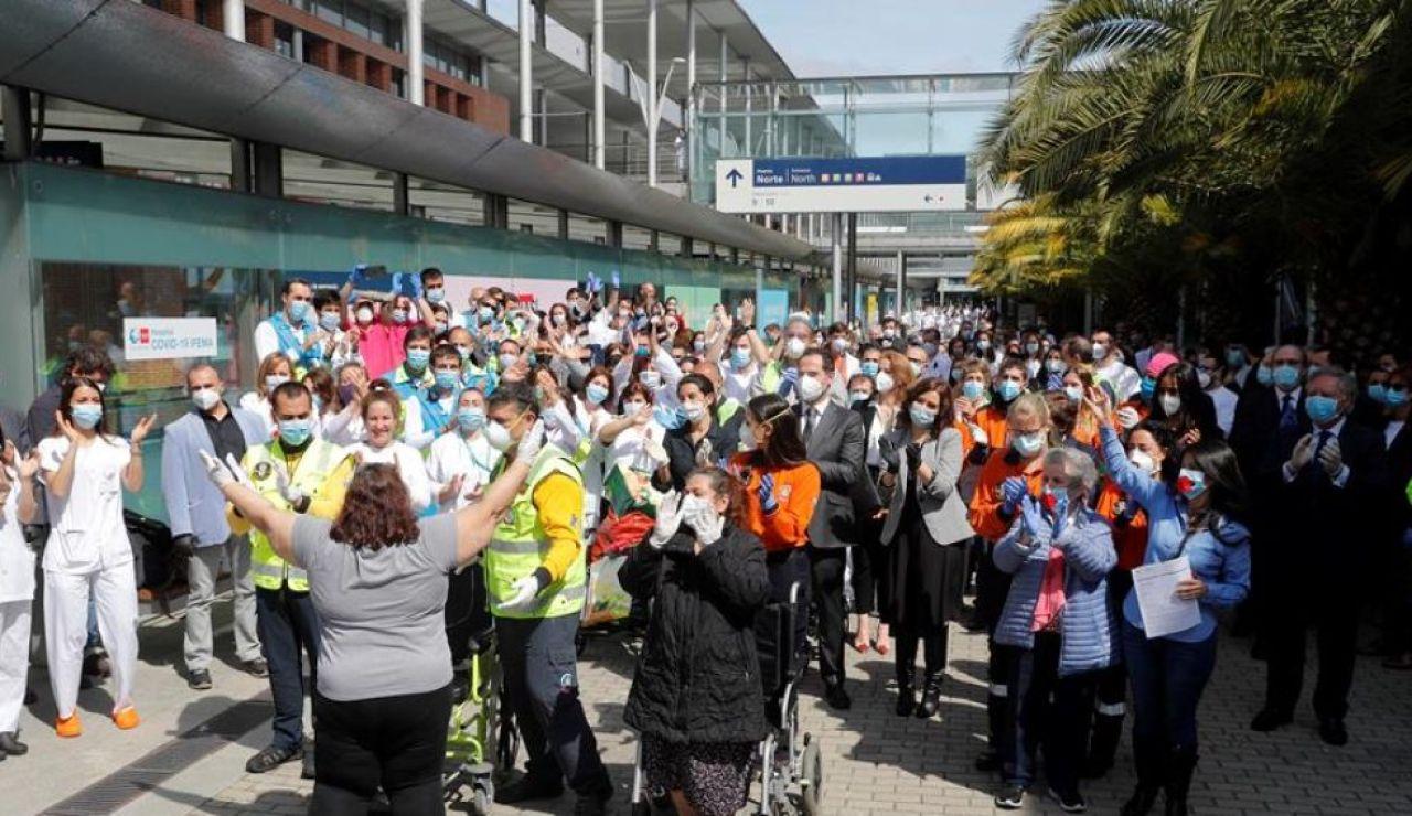 Efemérides del 1 de mayo de 2021: Cierra el hospital de Ifema