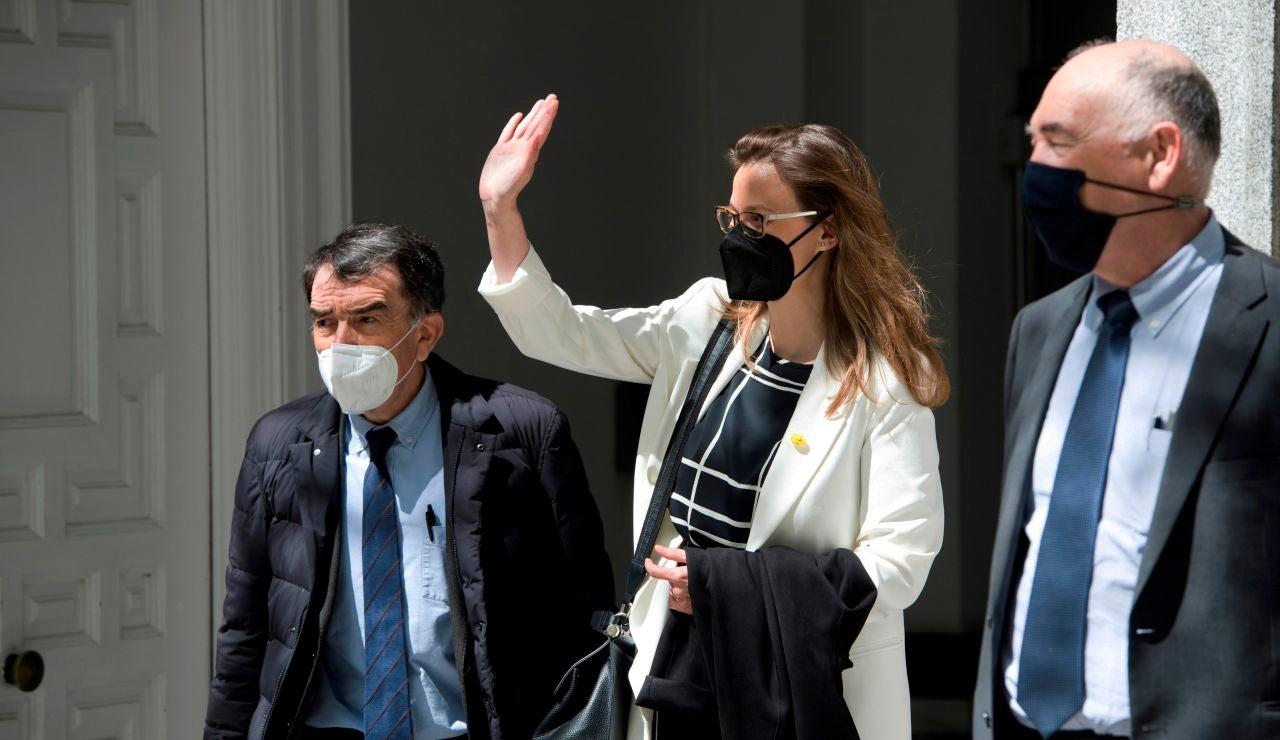 La 'exconsellera' Meritxell Serret admite en el Supremo la desobediencia pero niega la malversación de caudales públicos