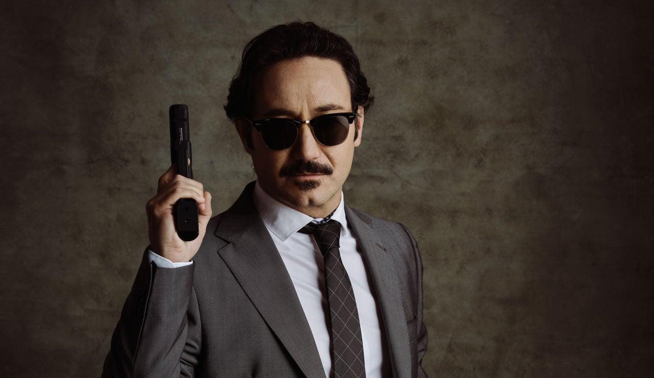 Carlos Santos es Povedilla en 'Los hombres de Paco'