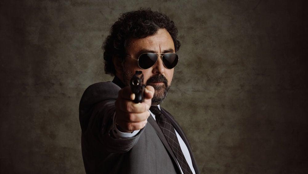 Paco Tous es Paco Miranda en 'Los hombres de Paco'