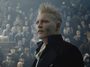 Grindelwald en 'Animales Fantásticos'