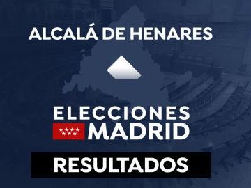 Elecciones Madrid 2021: Resultado Alcalá de Henares