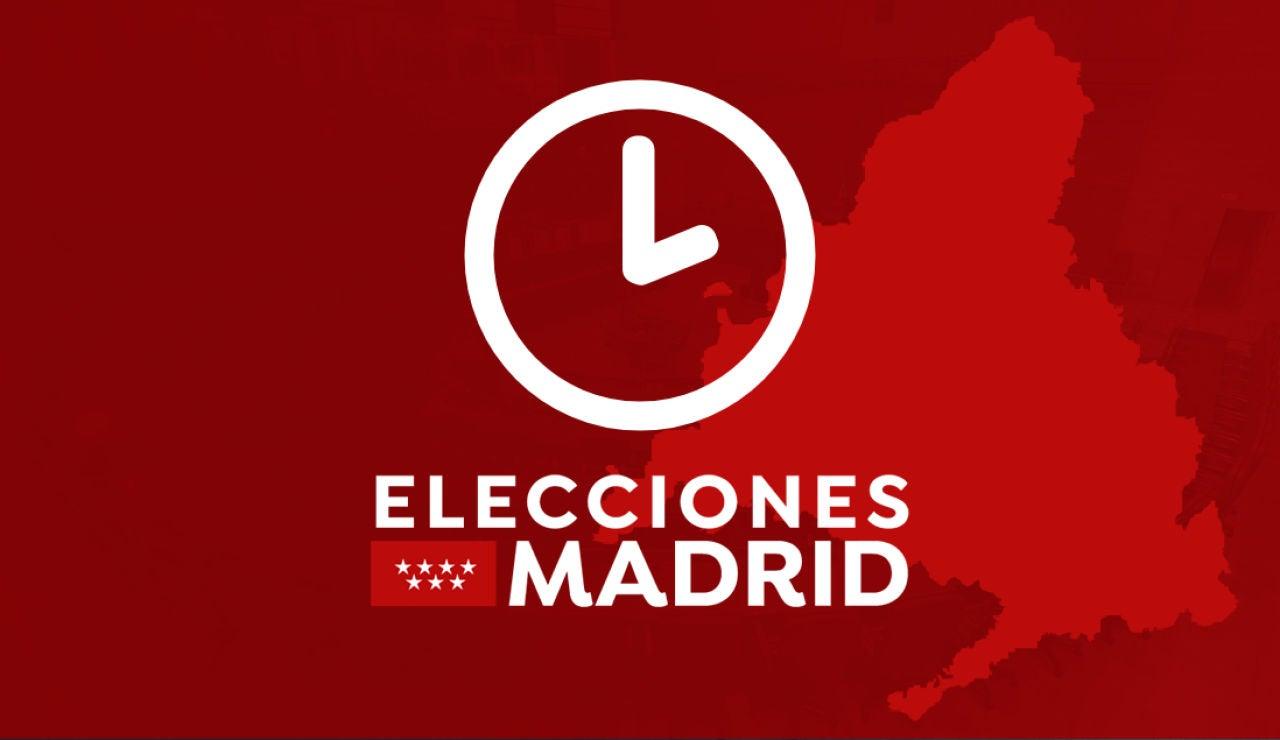 Horario Elecciones Madrid 2021: Franjas horarias, grupos de votación y horario de los colegios el 4 de mayo