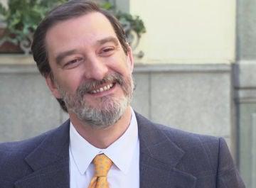 Jacobo Dicenta es Arturo Carvajal en 'Amar es para siempre'