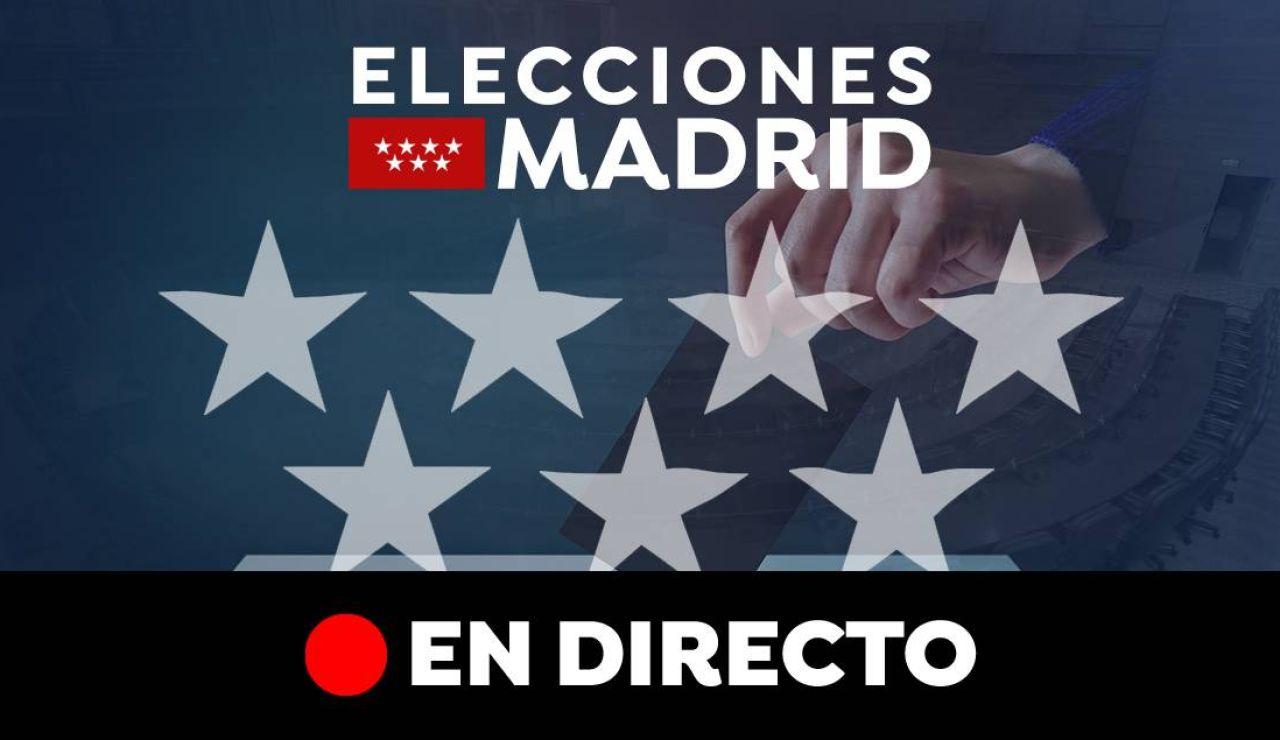 Elecciones Madrid 2021: Últimas encuestas, candidatos y noticias de última hora hoy, en directo