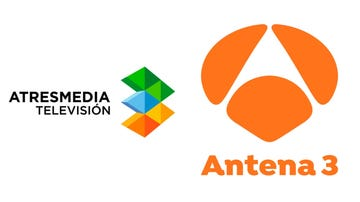 Logos de Atresmedia TV y Antena 3