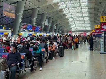 China recupera la normalidad y solo notifica contagios procedentes del extranjero