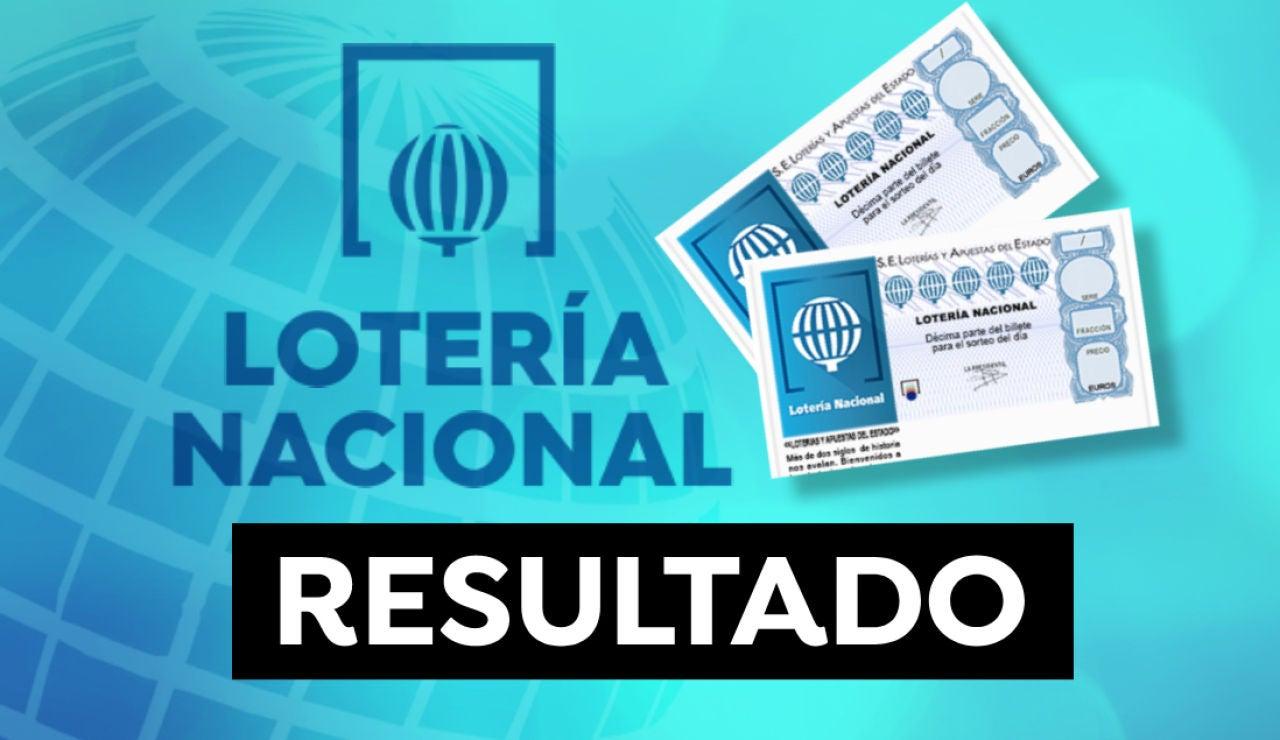 Lotería Nacional: Comprobar resultado y sorteo de hoy sábado 1 de mayo, en directo